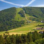 Góra Żar - wyciąg narciarski,kolejka